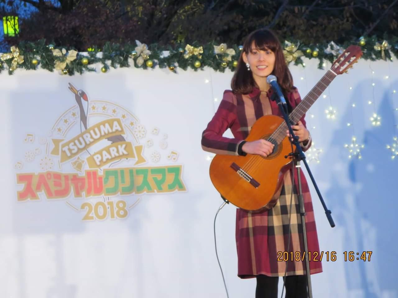 鶴舞公園スペシャルクリスマス2018_f0373339_149577.jpg