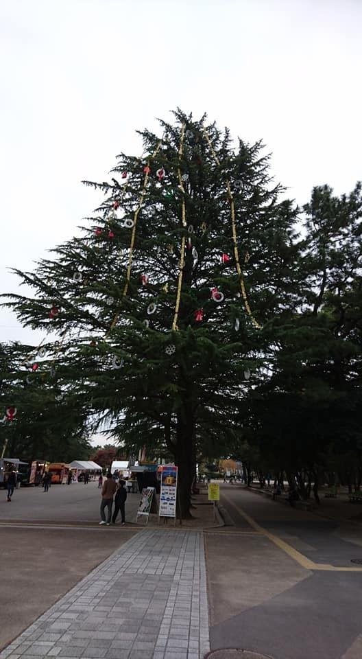 鶴舞公園スペシャルクリスマス2018_f0373339_15021976.jpg