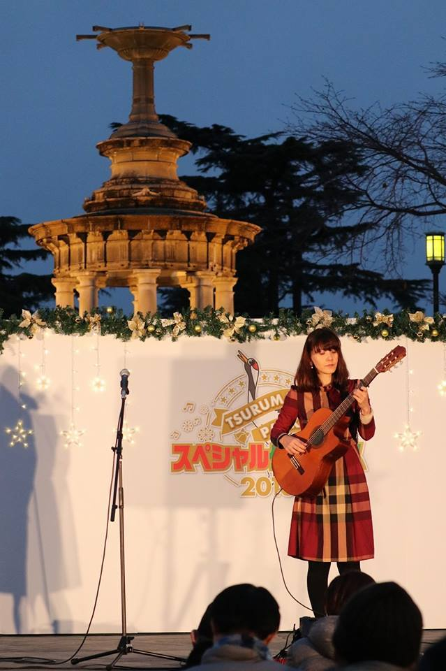 鶴舞公園スペシャルクリスマス2018_f0373339_16380105.jpg