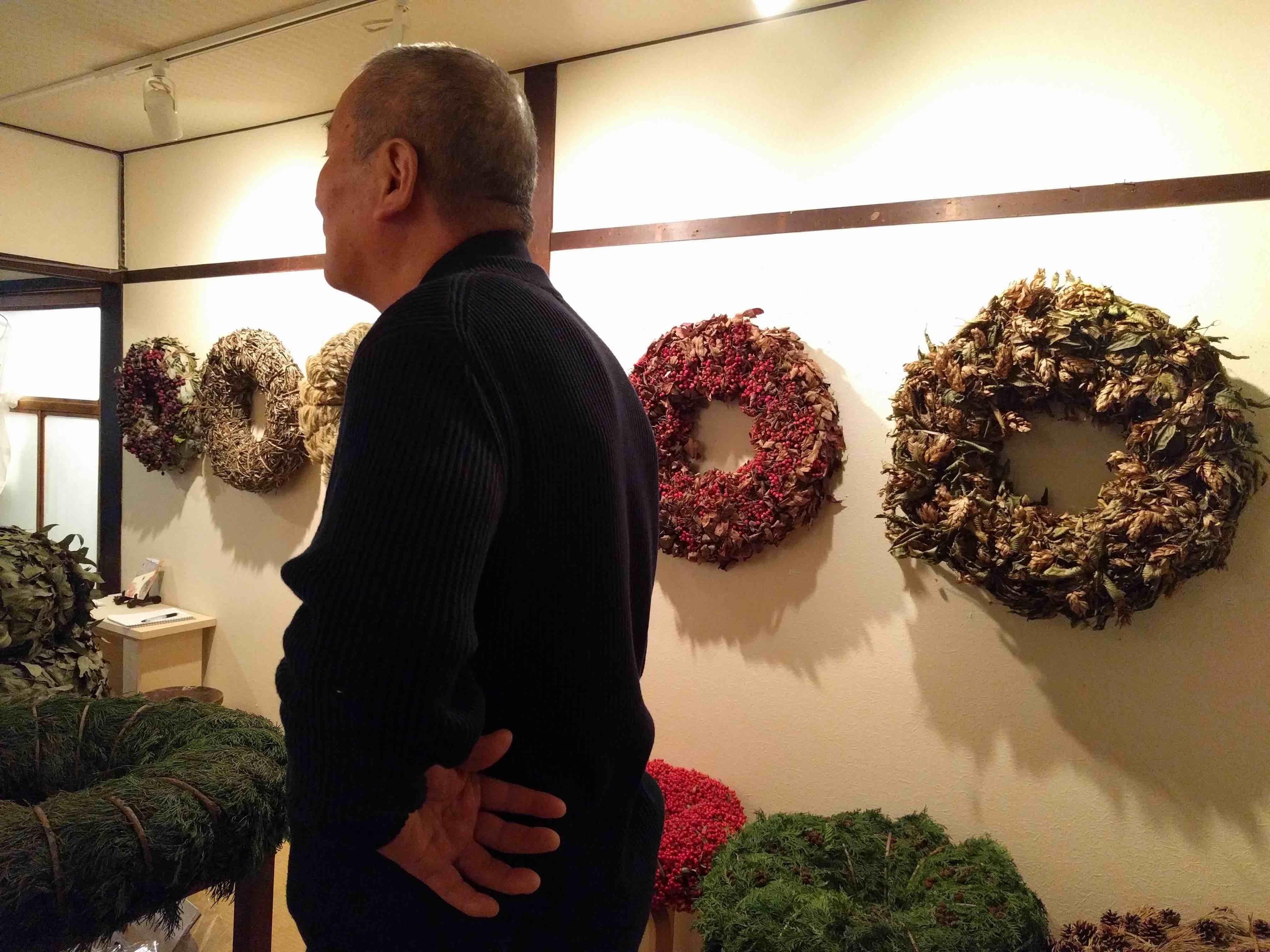 二名良日さんの展示は終了しました:nowaki_a0265743_02013509.jpg