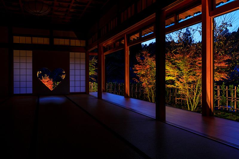 京の紅葉2018 正壽院ライトアップ_f0155048_0105882.jpg