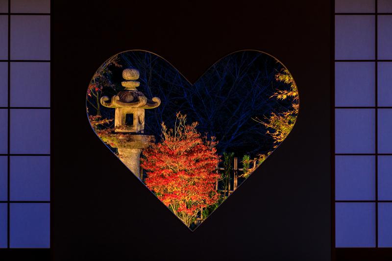 京の紅葉2018 正壽院ライトアップ_f0155048_0112281.jpg