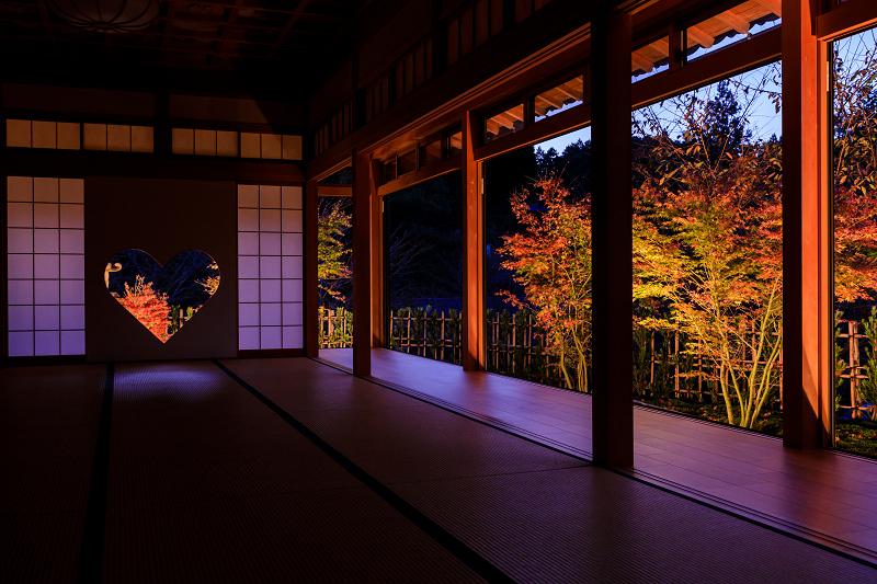 京の紅葉2018 正壽院ライトアップ_f0155048_0112785.jpg