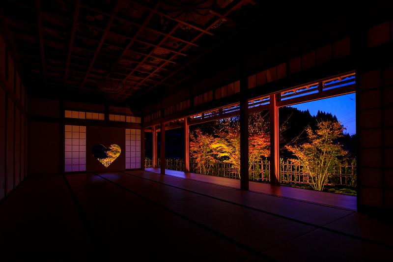 京の紅葉2018 正壽院ライトアップ_f0155048_0121877.jpg