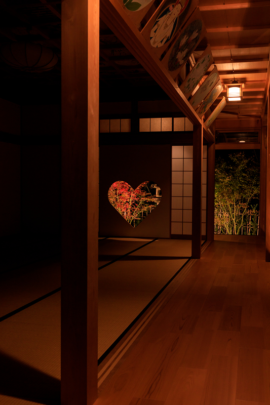 京の紅葉2018 正壽院ライトアップ_f0155048_0144313.jpg