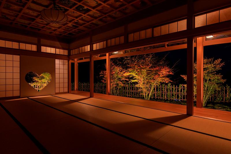 京の紅葉2018 正壽院ライトアップ_f0155048_0153058.jpg
