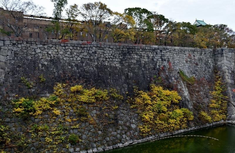 晩秋の大阪城 3_a0355356_13504900.jpg