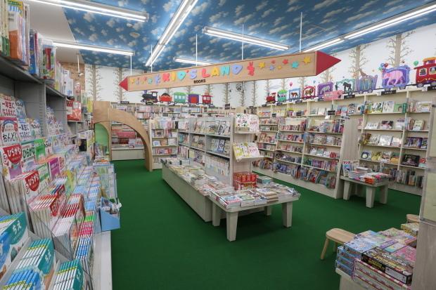 WAY書店TSUATAYA御所店施工させていただきました!_f0300358_17500728.jpg