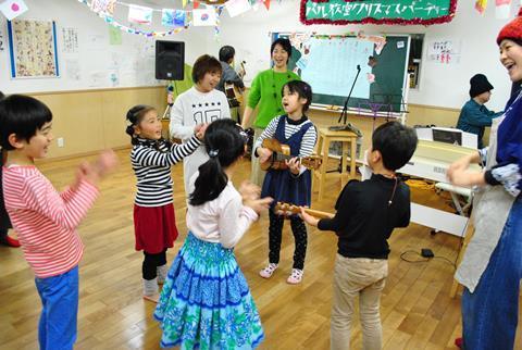 パル教室クリスマスパーティーレポートその①_a0239665_22154885.jpg