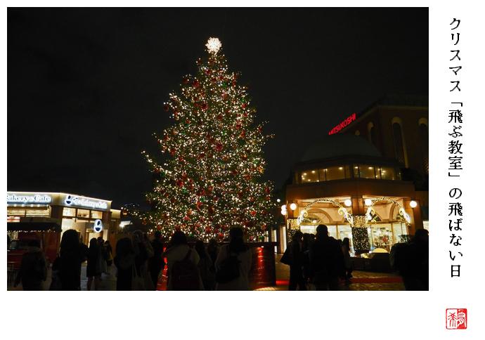クリスマス「飛ぶ教室」の飛ばない日_a0248481_22160913.jpg