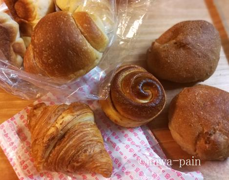 ソフト系のパンが食べたカッタネ〜_e0197587_16061674.jpg