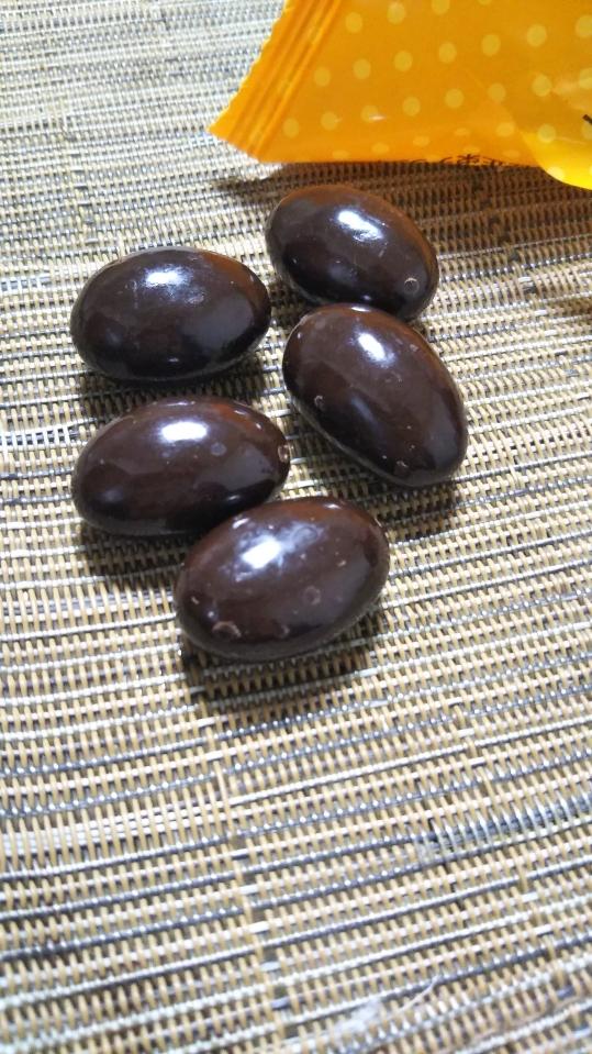 ロカボアーモンドチョコ Cacao70_f0076001_23315580.jpg