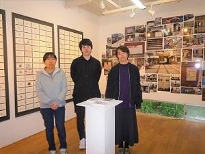 2018.12.18 『北川・8810・冨本 三人展』 が開催されました!_e0189606_10320076.jpg
