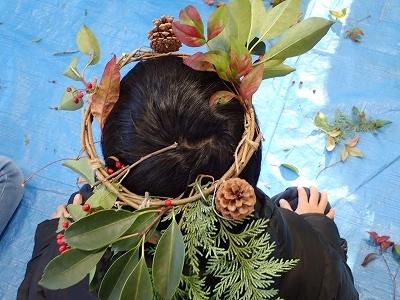 すみれば探検隊「すみればのクリスマス、そしてお正月」_b0049307_16195486.jpg