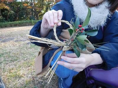 すみれば探検隊「すみればのクリスマス、そしてお正月」_b0049307_16362161.jpg