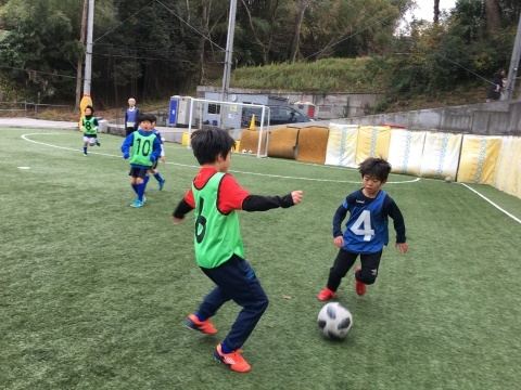 ゆるUNO 12/15(土) at UNOフットボールファーム_a0059812_00303886.jpg