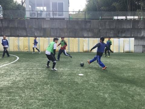 ゆるUNO 12/16(日) at UNOフットボールファーム_a0059812_01014434.jpg