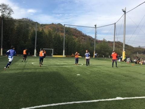ゆるUNO 12/16(日) at UNOフットボールファーム_a0059812_01020170.jpg