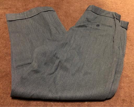 アメリカ仕入れ情報#48 12/22入荷!デッドストック 50s Whipcode WORK PANTS!_c0144020_19013492.jpg
