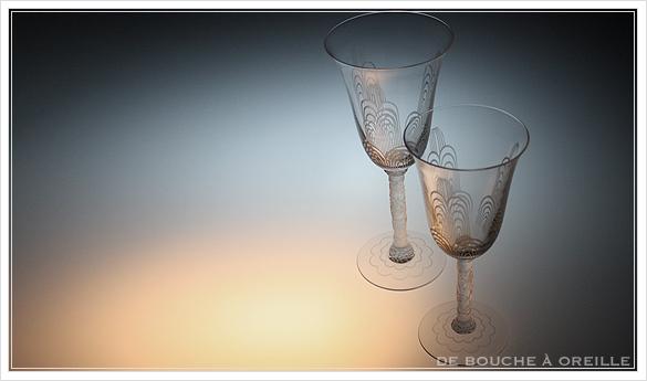 """バカラ ジェ・ドー Baccarat \""""Jets d\'eau\""""  復刻版 オールド バカラ_d0184921_18130494.jpg"""