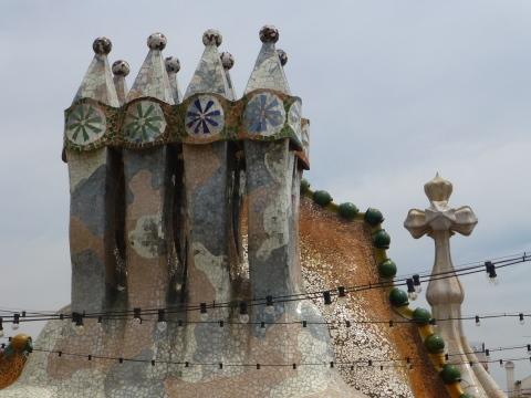 スペイン旅行記7日目 バルセロナ【カサ・バトリョ編)_e0237625_16012454.jpg