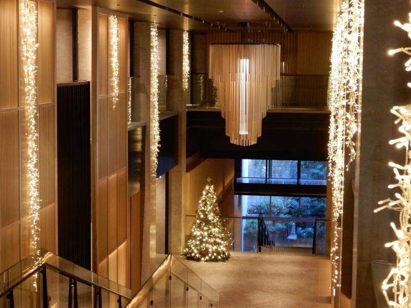 リッツのはんなりクリスマス ☆彡 Put it on the Ritz, again_f0374041_21544363.jpg