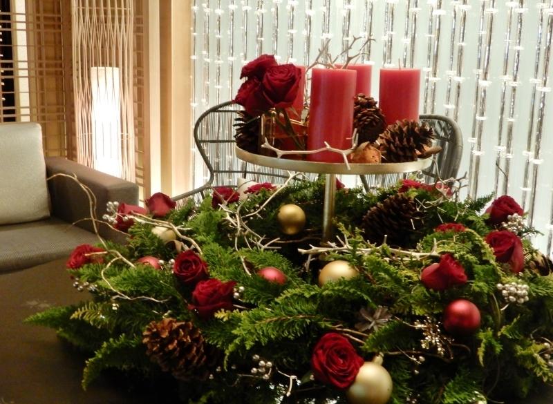 リッツのはんなりクリスマス ☆彡 Put it on the Ritz, again_f0374041_21590798.jpg