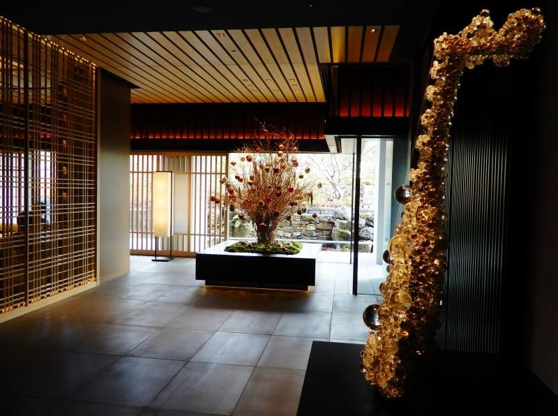 リッツのはんなりクリスマス ☆彡 Put it on the Ritz, again_f0374041_22084764.jpg