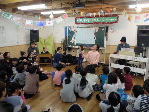 パル教室クリスマスパーティーレポートその②_a0239665_20061437.jpg