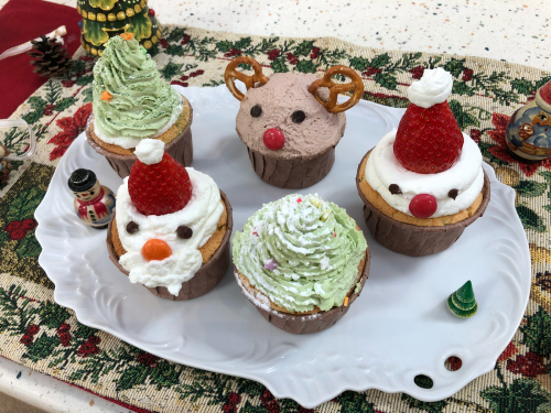 東邦ガス、親子クリスマスレッスン_e0045565_14124152.jpg