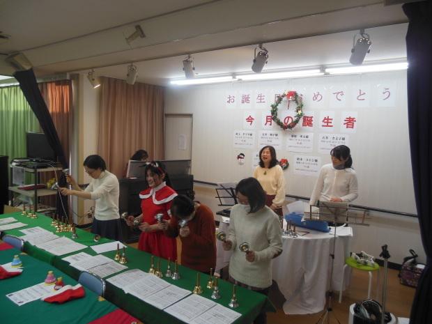 蓮田園クリスマス会☆_e0040673_20365832.jpg