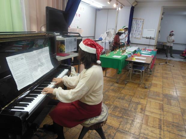 蓮田園クリスマス会☆_e0040673_20384464.jpg