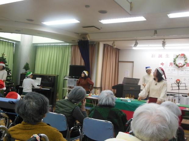 蓮田園クリスマス会☆_e0040673_20424539.jpg