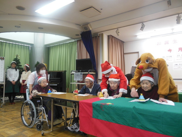 蓮田園クリスマス会☆_e0040673_20433050.jpg