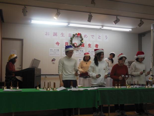 蓮田園クリスマス会☆_e0040673_20453431.jpg