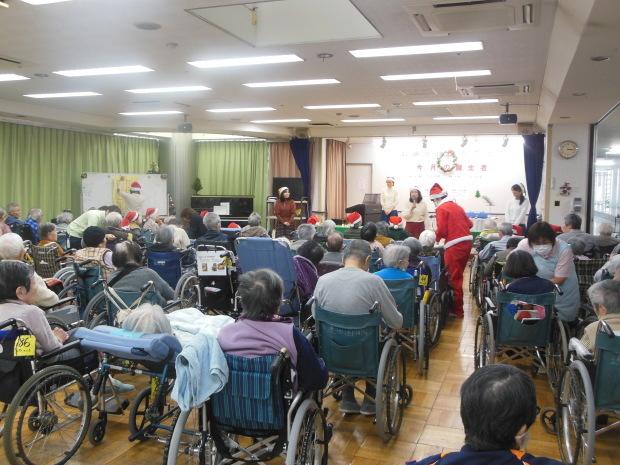 蓮田園クリスマス会☆_e0040673_20463116.jpg