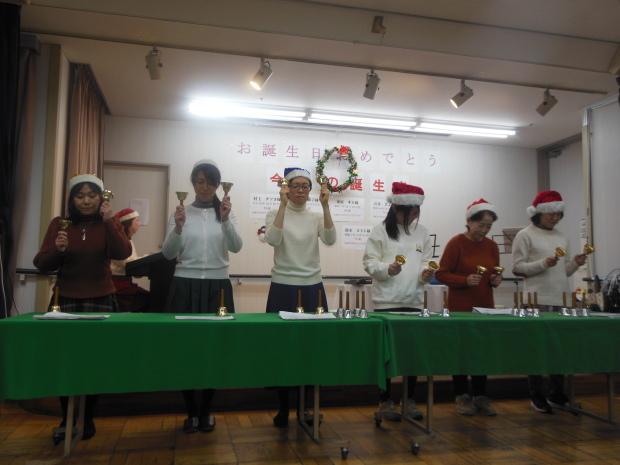 蓮田園クリスマス会☆_e0040673_21430822.jpg