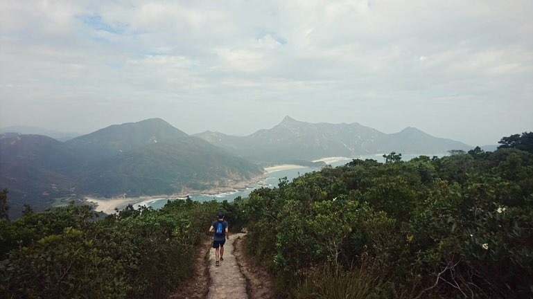 2018.12.14-17 4度目の香港 Trail & Beer 合宿 day2 ~マクリホーストレイル sec.2~_b0219778_21181302.jpg