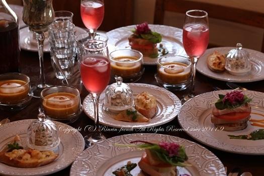今年もおいしうれし♪ ファリーナキッチンのクリスマスレッスン♪_e0237680_16504597.jpg