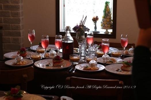 今年もおいしうれし♪ ファリーナキッチンのクリスマスレッスン♪_e0237680_17080727.jpg