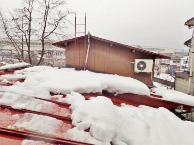 「浦佐びしゃもん亭」の屋根の水量調整に冷や汗を流しました_c0336902_21572720.jpg