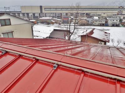 「浦佐びしゃもん亭」の屋根の水量調整に冷や汗を流しました_c0336902_21573499.jpg