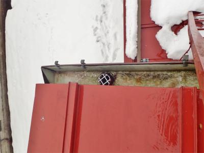 「浦佐びしゃもん亭」の屋根の水量調整に冷や汗を流しました_c0336902_21574000.jpg