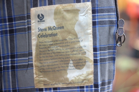 "「BELSTAFF」 限定生産モデル \""STEVE McQUEEN JKT\"" & \""XT500 JKT\"" 【DEAD STOCK】ご紹介_f0191324_08333913.jpg"