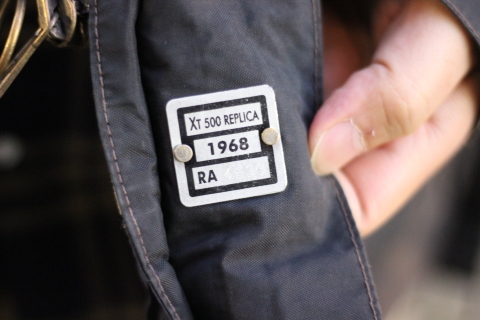 "「BELSTAFF」 限定生産モデル \""STEVE McQUEEN JKT\"" & \""XT500 JKT\"" 【DEAD STOCK】ご紹介_f0191324_08351055.jpg"