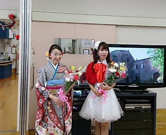 19日 西綾瀬在宅サービスセンターにて♪_f0165126_22491902.jpg