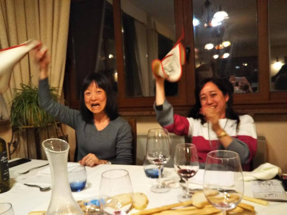 2018ユキキーナ教室ツアーin Piemonte2日目その4 バーニャカウダ祭_d0041729_23555825.jpg