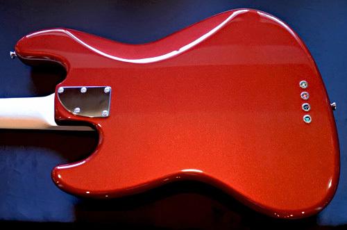 「Zeal Red Mica MetallicのStandard-J」1本目が完成です!_e0053731_16352192.jpg