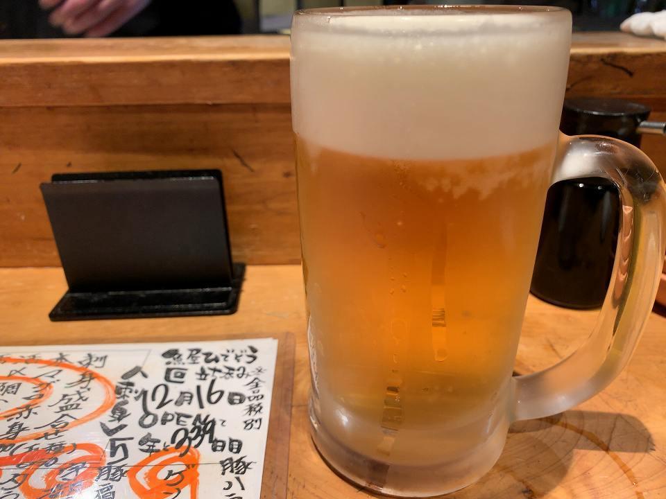 難波の居酒屋「魚屋ひでぞう 立ち呑み店」_e0173645_07344243.jpg