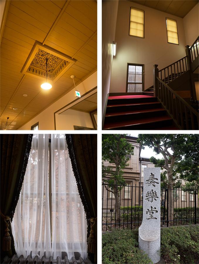旧東京音楽学校奏楽堂_a0003650_22211979.jpg
